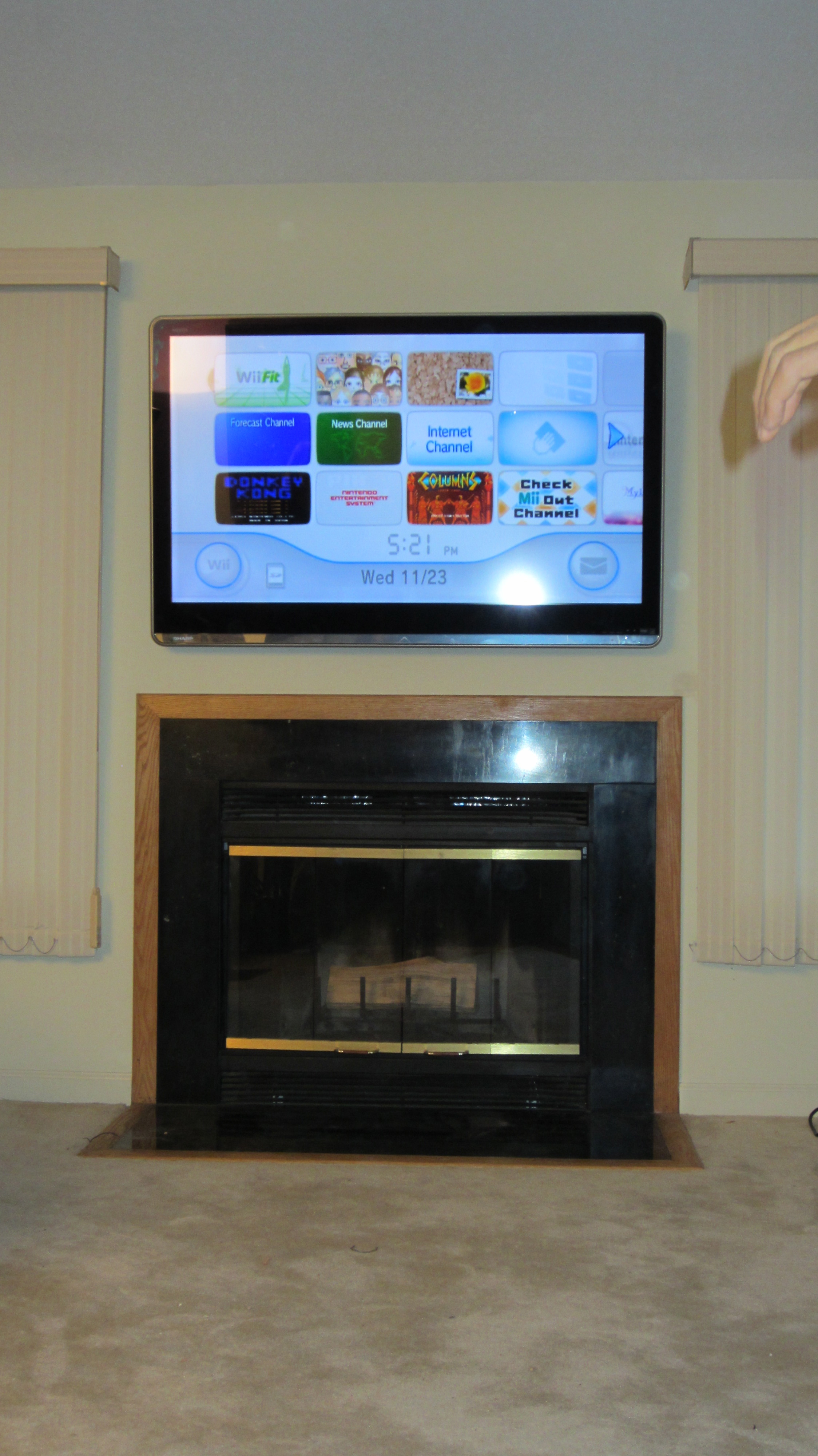Blog Tv Wall Mounted Installation In East London Tv Wall Mount Home Design