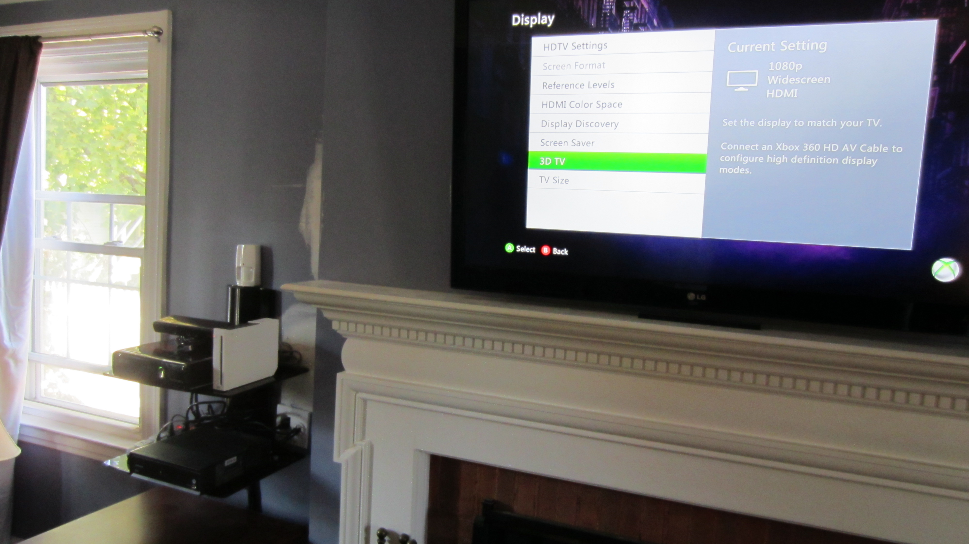 Bristol Ct Mount My Tv On Wall Home Theater Installation Wiring With Cable Box Over Fireplace Wires Concealed 8
