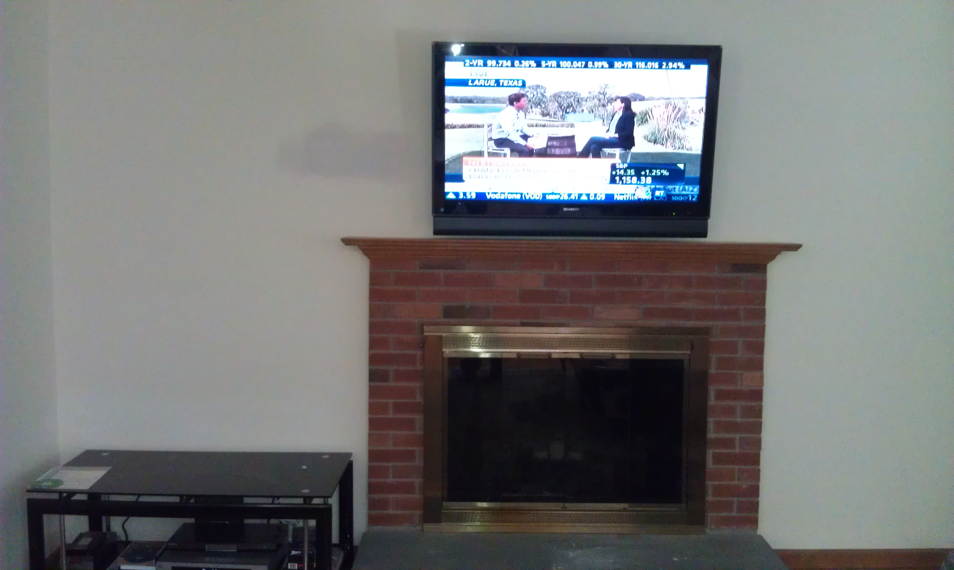 New Fairfield Ct Mount Tv On Wall Richey Group Llc Audio Video Experts