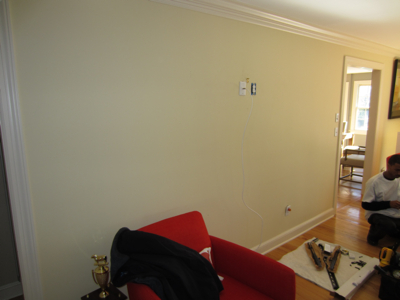 fairfield-ct-tv-install-on-wall-hiding-all-wires-01