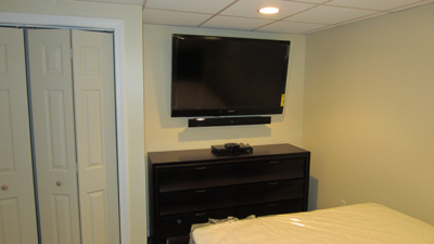 Manchester Ct Tv Wall Mounting Installing Over