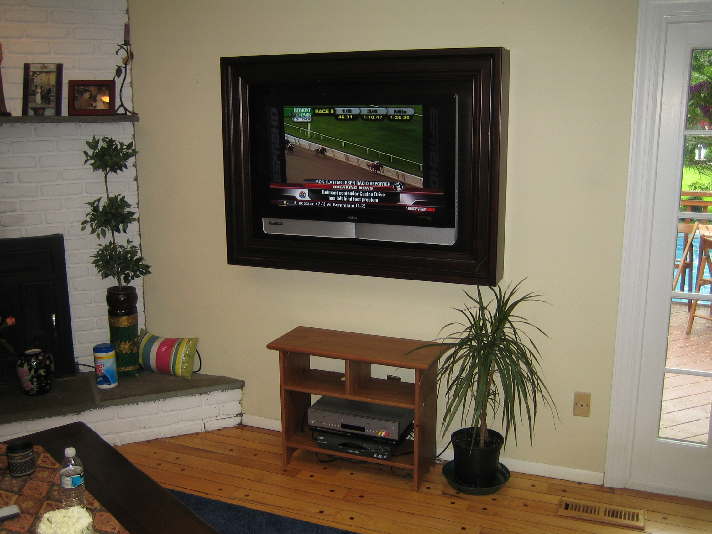 Wethersfield Ct Mount Tv Above Fireplace Richey Group Llc Audio Video Experts