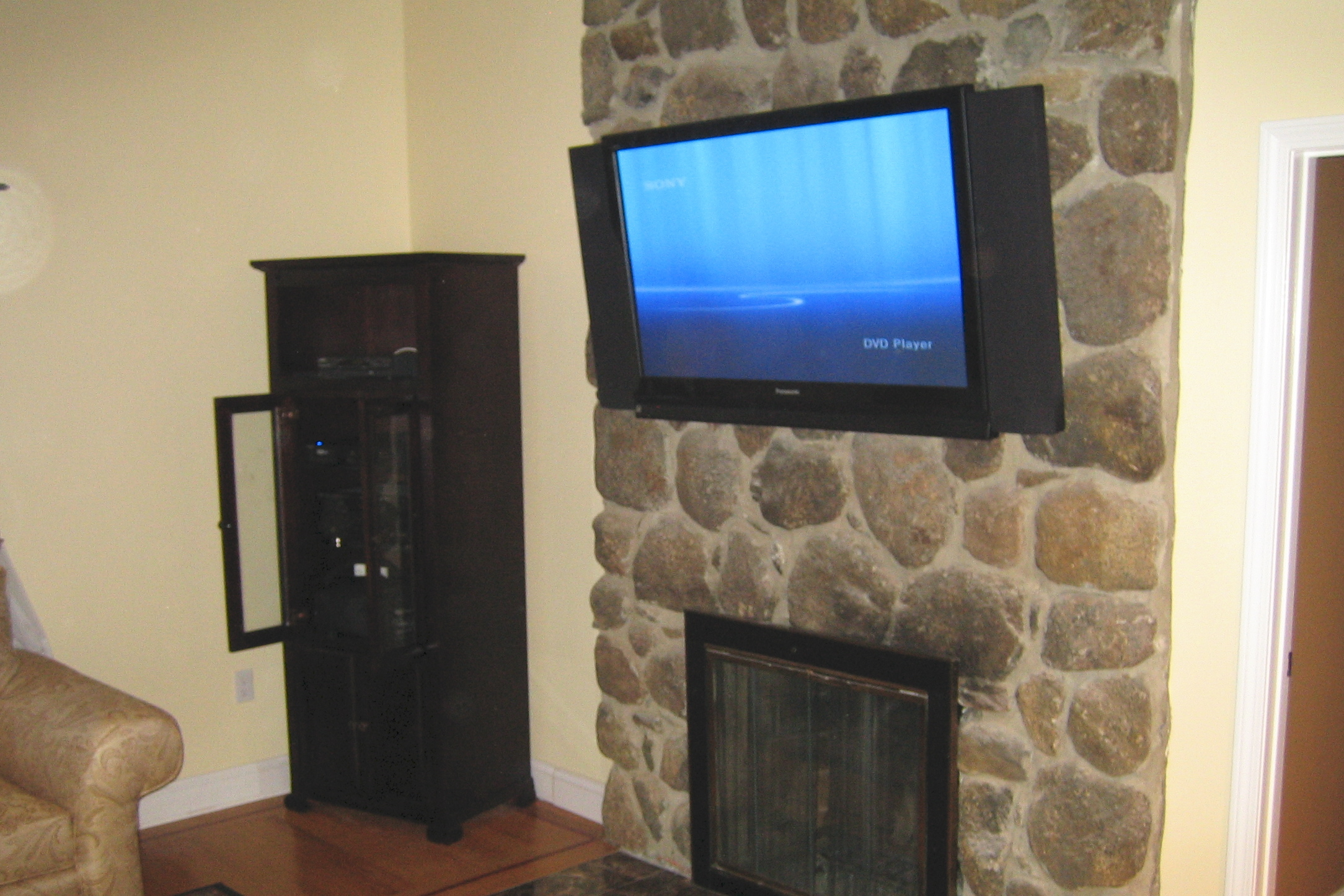 Bristol Ct Mount My Tv On Wall Richey Group Llc Audio Video Experts