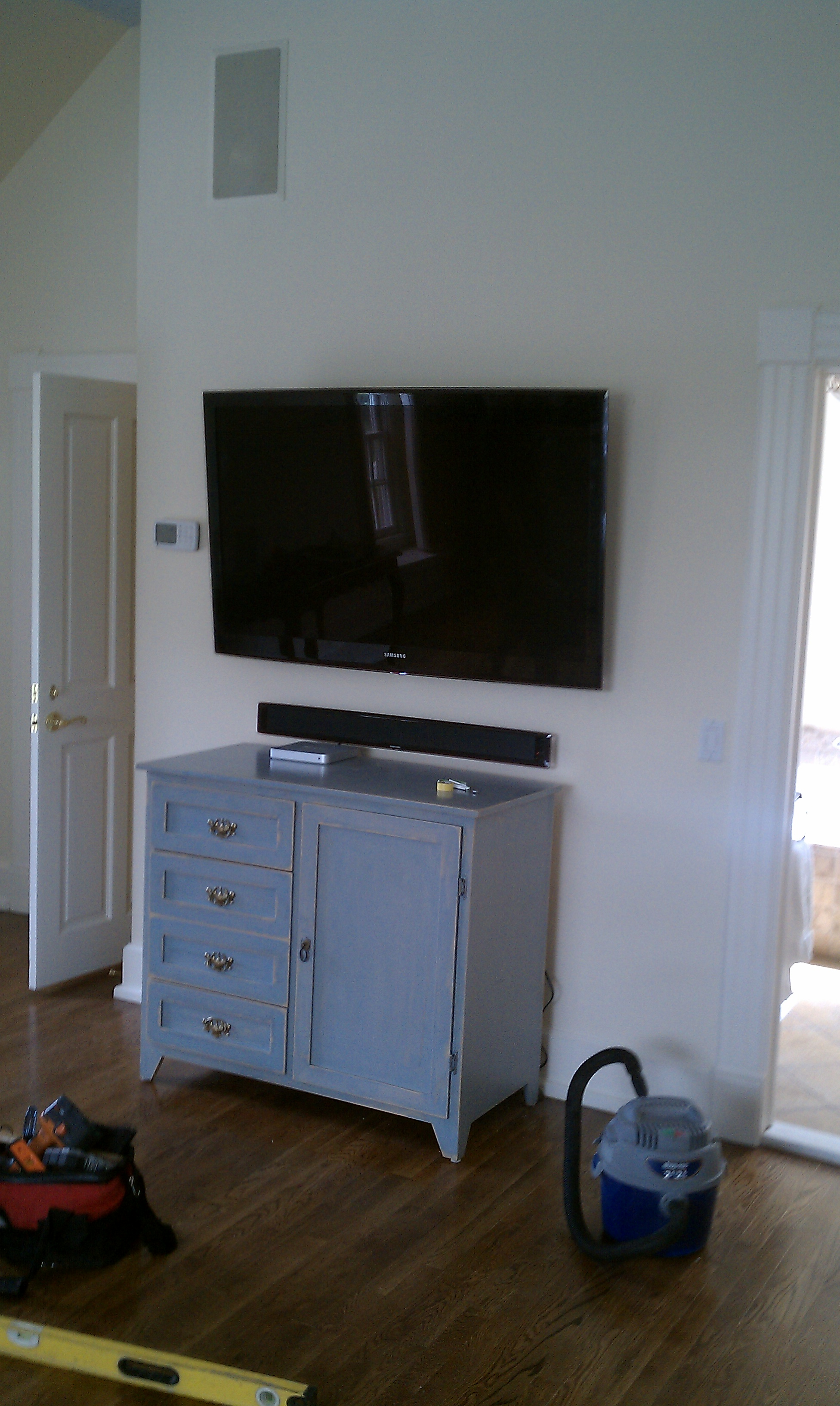 Bethany, CT   TV Installation With Soundbar