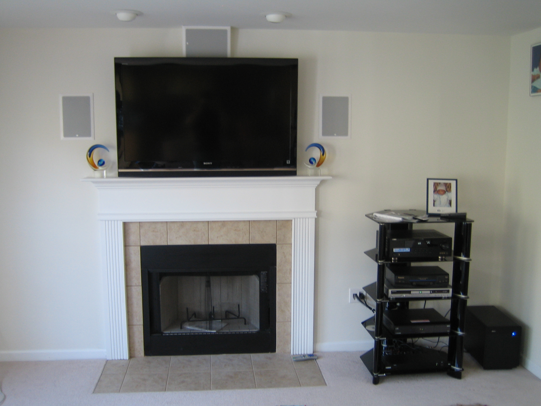 How To Hide Tv Cables Above Fireplace Amp Rs38 Roccommunity