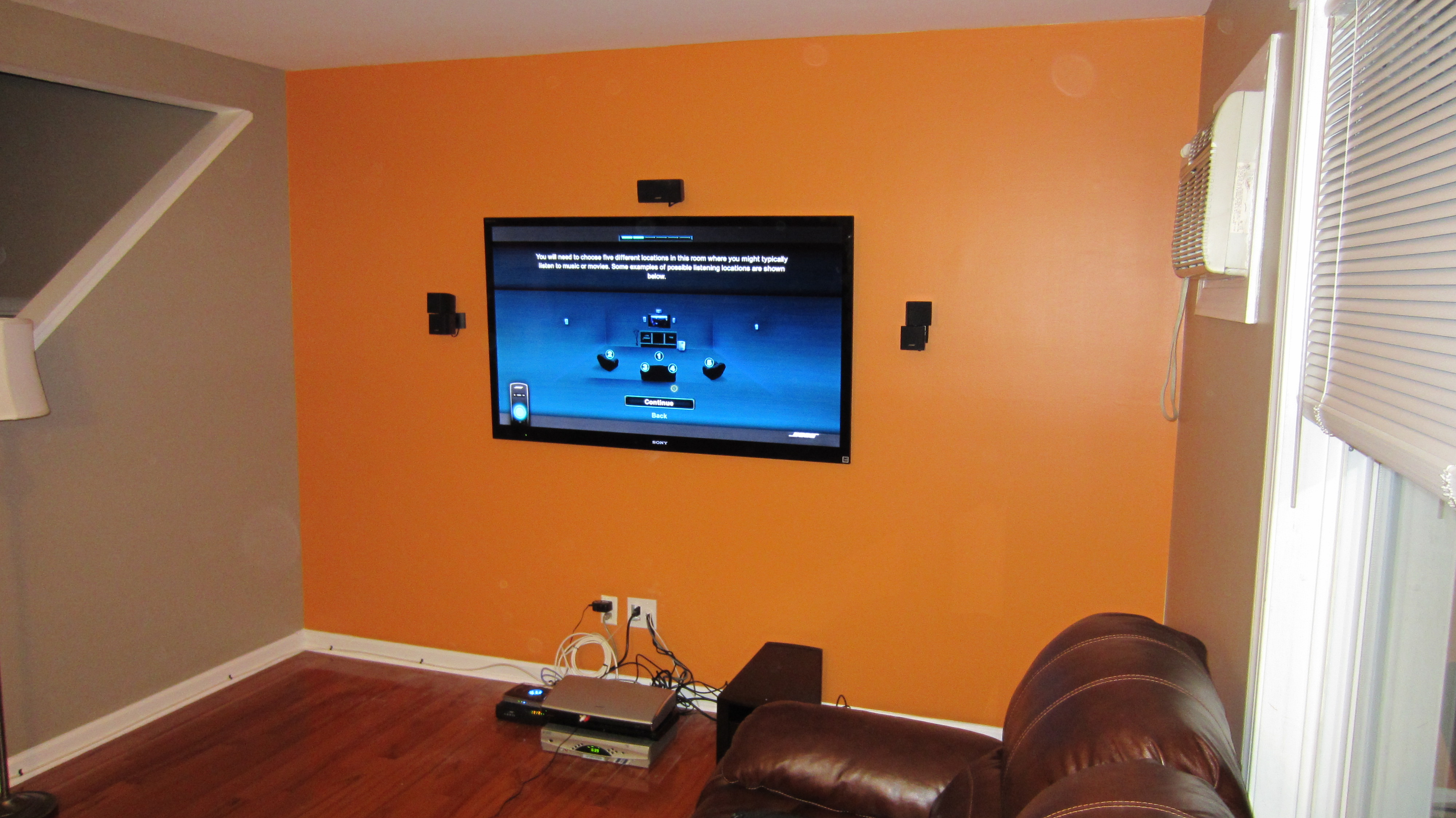 Home Automation Home Theater Installation