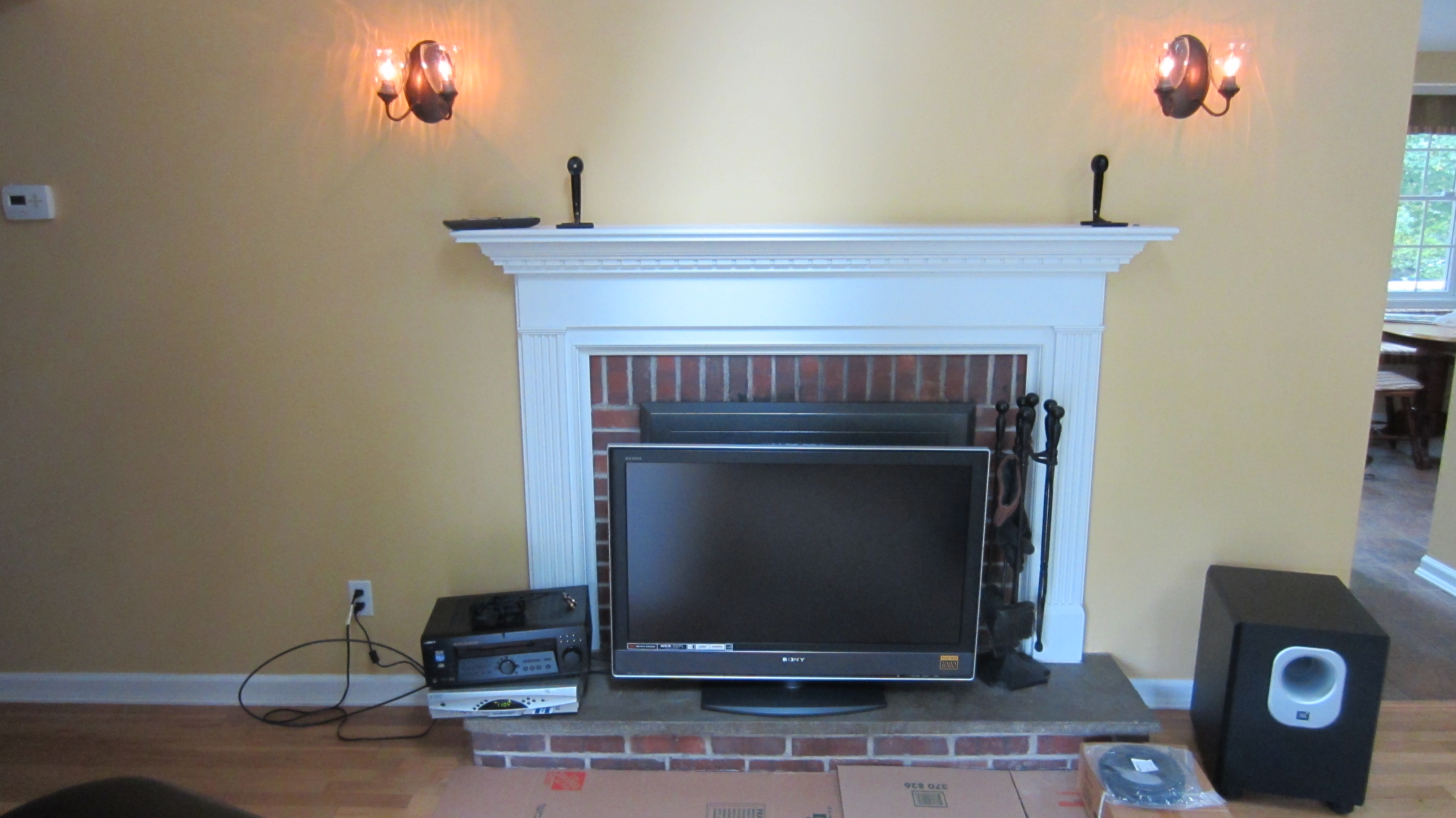 norwalk ct home theater home theater installation. Black Bedroom Furniture Sets. Home Design Ideas